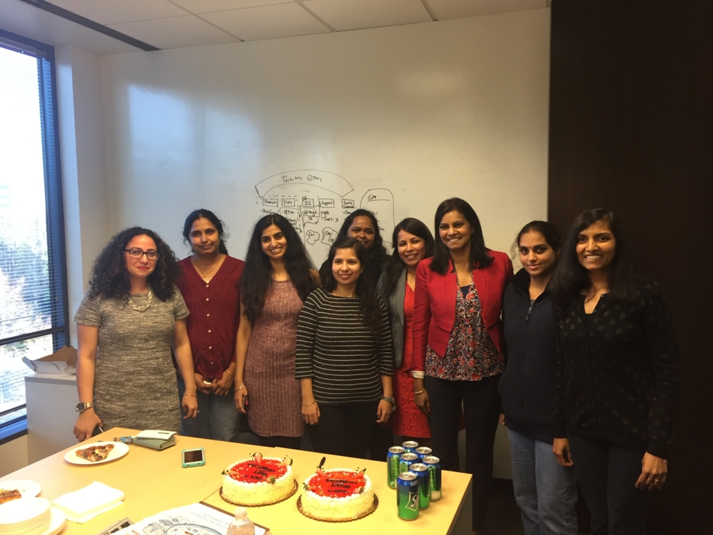 Avion President invited by Tech Mahindra to celebrate Women's Day in Atlanta. Kanchana Raman shared her entrepreneurial journey and discussed skills needed to break the glass ceiling.